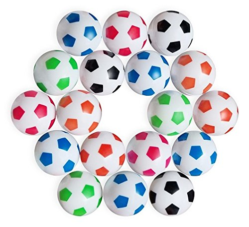 Soccer Balls Tiny Party Favors 18 Pack -