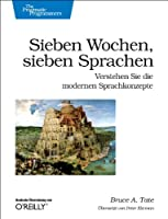 Sieben Wochen, sieben Sprachen Front Cover