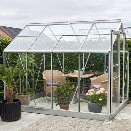 Atout Loisir - Invernadero de Cristal hortícola Popular 86-5 m2 ...