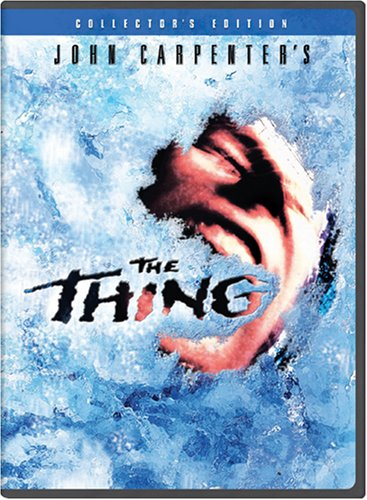 The Thing (Collector's Edition) (Terror Eyes Halloween Dvd)