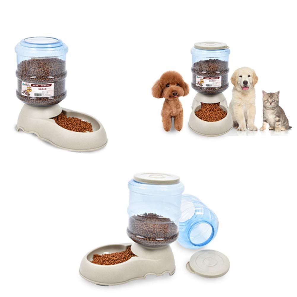 Lsgepavilion - Comedero automático para Mascotas, 3,75 ML, dispensador de Cuenco de Agua, 1#, Water Feeder: Amazon.es: Hogar