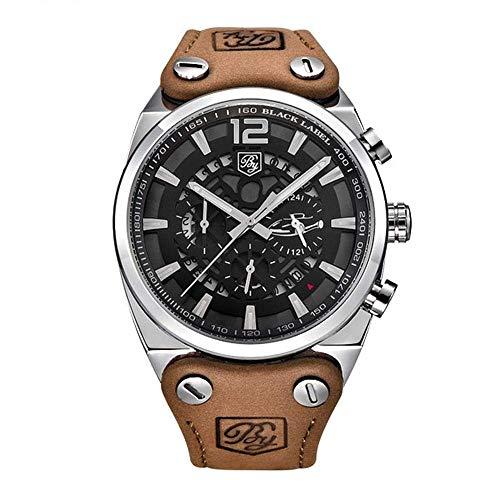 2886ed35fb8c Benyar - Reloj de Pulsera para Hombre