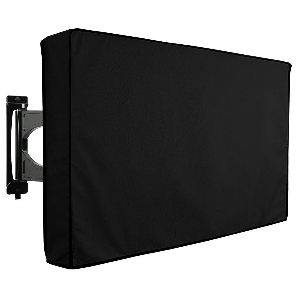 TV Cover Scratch Resistant Weatherproof and Dust-Proof TV Protect Cover for Flat Screen TV Fits Most TV 60''-22'' inch (H-22'',24'')