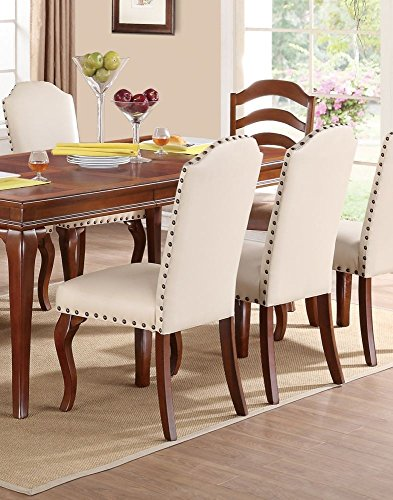 Poundex PDEX-F1399 Dining Chairs Multicolor