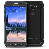 Samsung Galaxy S6 Active SM-G890A, Unlocked- 4G LTE, 32GB (Gray) サムソン ギャラクシー [並行輸入品]