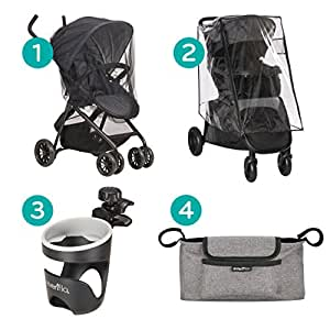 Amazon.com : Evenflo Stroller Accessories Starter Kit : Baby