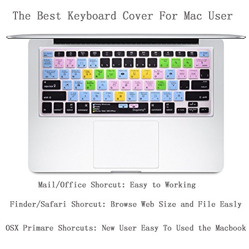 Dogxiong Shortcuts Silicone Keyboard Protection
