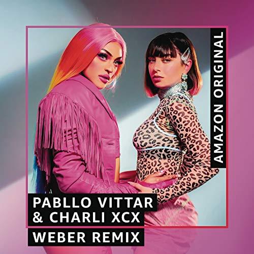 Sony Digital Flash - Flash Pose (Weber Remix) (Amazon Original)