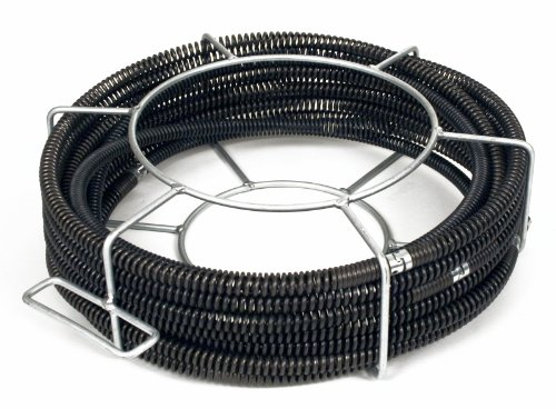 Steel Dragon Tools 62270 C-8 Drain Cleaner Snake Cable 5/8''x 66' fits RIDGID K-50 62270 by Steel Dragon Tools