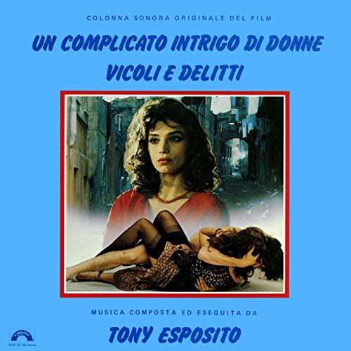 Un complicato intrigo di donne vicoli e delitti (Colonna sonora originale del film) (Un Complicato Intrigo Di Donne Vicoli E Delitti)