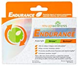 Rev Up Wellness ENDURANCE • #1 Choice to Reduce Fatigue, Super Combination of Natural Antioxidants to Combat Daily Stress, Boost Energy and Promote Mental Clarity Review