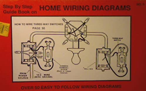 step by step guide book on home wiring diagrams ray mcreynolds rh amazon com automotive wiring diagram books car wiring diagram books