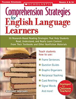 Comprehension Strategies for English Language Learners (Teaching Strategies)