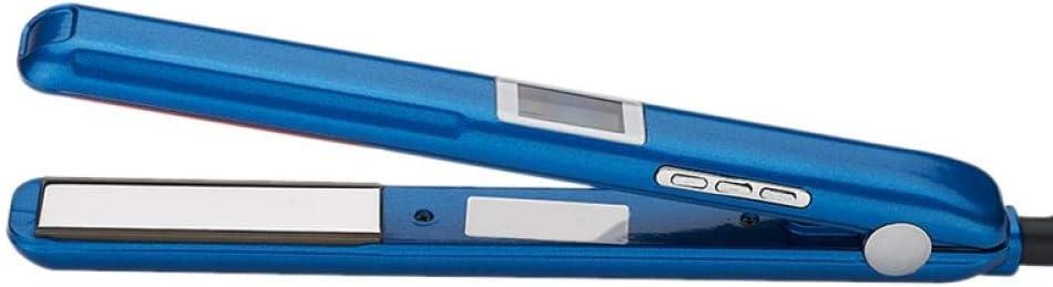 Rizador de pelo Rizador de pelo recto ultrasonido infrarrojo férula caliente y fría cuidado del cabello monitor LCD herramienta para el cuidado del cabello