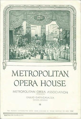 Metropolitan Opera Association logo