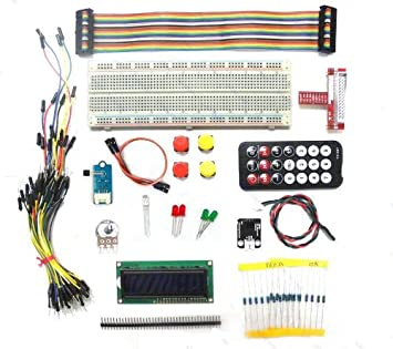 Zero W Lafvin Ultimate Starter Kit Learning Kit For Raspberry Model 3b 2b 1b 1a 3b 3a Diy Kit Factory Direct Selling Price