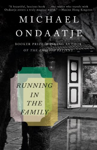 Running in the Family (Vintage International) by [Ondaatje, Michael]