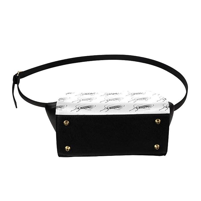 Travel Bags Girls Grasshopper Vivid Cartoon Pattern Satchel Bag Crossbody Bags Travel Bags Duffel Shoulder Bags Luggage For Lady Girl Women Bag Travel