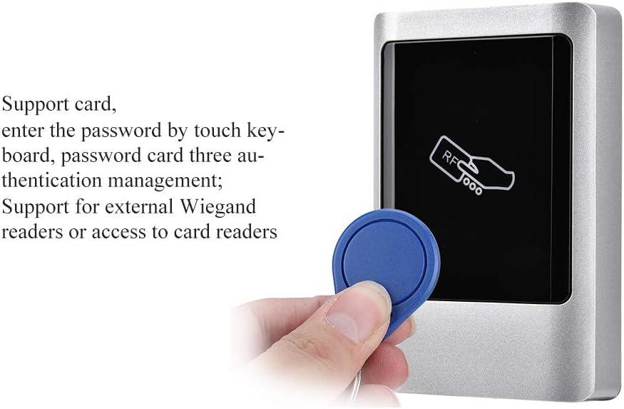 Lecteur RFID Ext/érieur Wiegand /Étanche Gestion De La Porte Dacc/ès Smart Card Porte Contr/ôle De Porte Entr/ée Entr/ée Panneau De Contr/ôle Dacc/ès Circuito Integrato