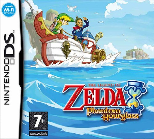 NINTENDO THE LEGEND OF ZELDA: PHANTOM HOURGLASS NDS by Nintendo