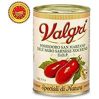 """Los tomates pelados""""San Marzano D.O.P."""" Gramo. 500 Valgrì"""
