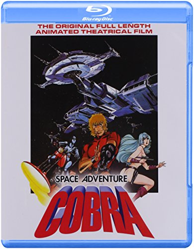 Space Adventure Cobra Movie Blu Ray [Blu-ray]