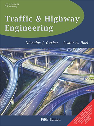 Traffic & Highway Engineering, 5Ed