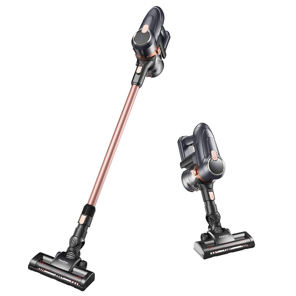 Acquisto Finether Aspirapolvere Multi-Ciclone Vacuum Cleaner Portatile e Senza Fili, 13kpa Prezzo offerta