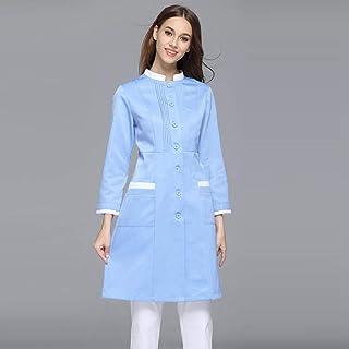 QZHE Abbigliamento medico Uniforme Medica della Chirurgia del Salone di Bellezza del Medico Dell'Ospedale Dell'Uniforme dell'Abbigliamento dei Vestiti del Medico di Alta qualità
