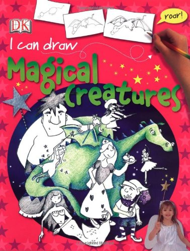 I Can Draw Magical Creatures PDF