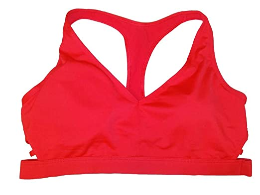 0ffb3da15fdf4 Victoria s Secret Caged Racerback Sports Bra at Amazon Women s ...