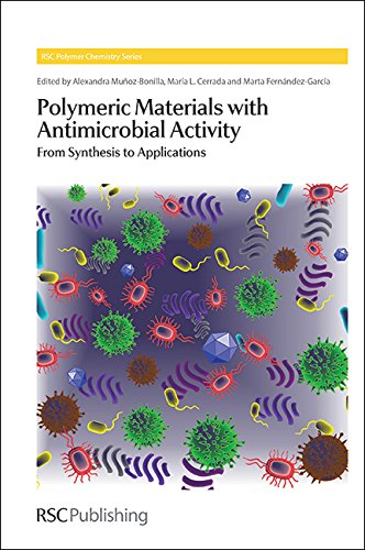 Polymeric Materials with Antimicrobial Activity: From Synthesis to Applications (Polymer Chemistry Series)