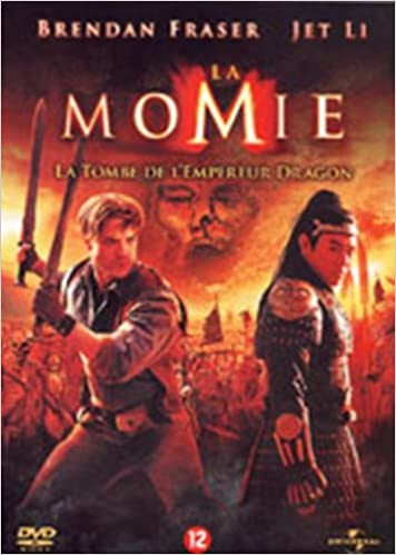 La Momie 3 La Tombe De L Empereur Dragon Import Belge 5050582575033 Amazon Com Books