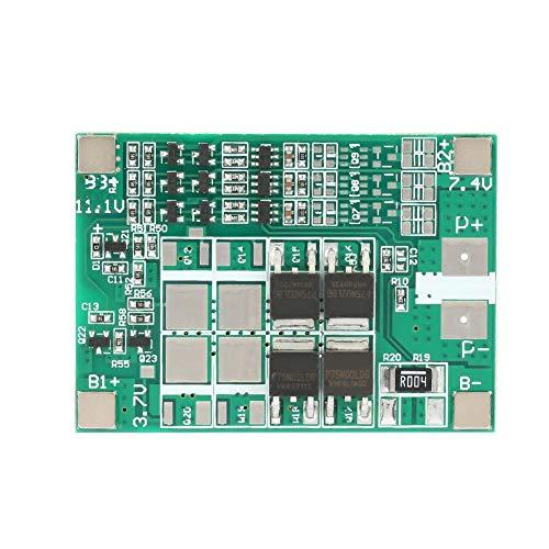 リチウム電池保護板 3S 12V 20A 精密BMS PC B板 電池保護ボードリチウム P CBボード BMSボード 過充電保護 リチウムイオンリチウム