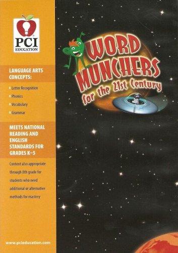 Word Munchers For The 21st Century (Teacher's Ed.)