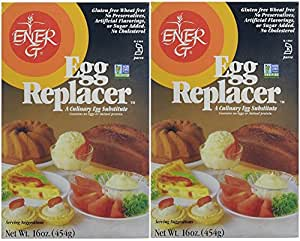 Ener G Egg Replacer 16.0 Oz (Pack of 2)