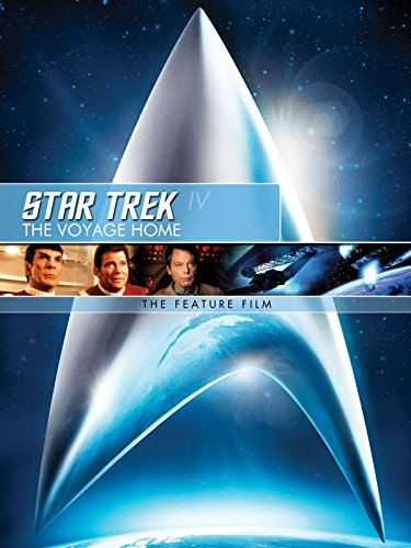 Star Trek IV: The Voyage Home (Star Voyage Home Iv Trek)