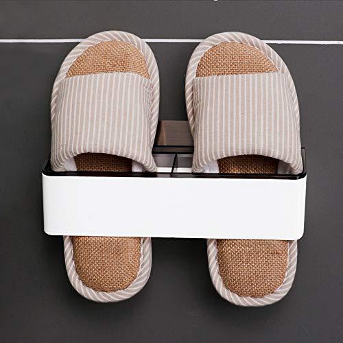 CHLCH Zapatillas de baño montadas en la Pared Perchero ...