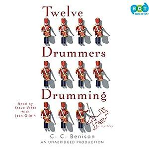 Twelve Drummers Drumming Hörbuch