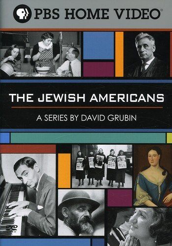 DVD : The Jewish Americans (Widescreen, Dolby, Sensormatic)