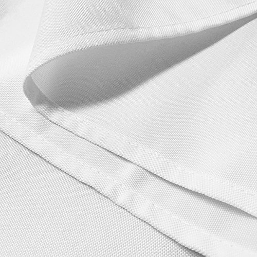 Gfcc 60 x 102 inch rectangular woven polyester seamless for 102 inch table runners