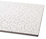 Acoustical Ceiling Tile 48''X24'' Thickness 5/8'', PK12