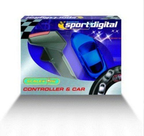 Scalextric Hand Controller & Audi TT