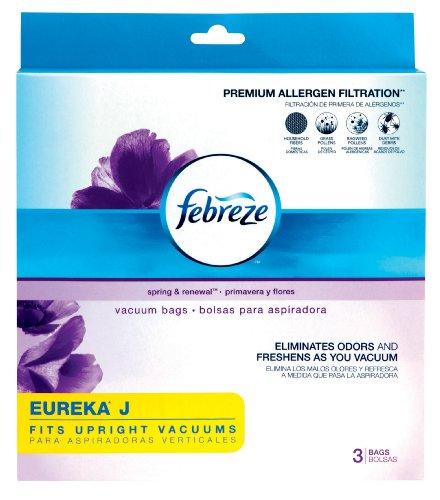 Febreze Eureka J Replacement Vacuum Bag, 3-Pack