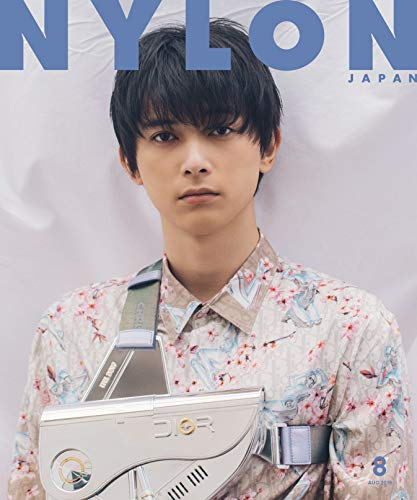 NYLON JAPAN 2019年8月号