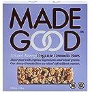 MadeGood Granola Bars-Mixed Berries, 24g (Pack of 5)