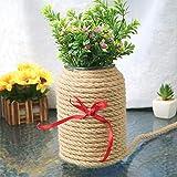 Natural Thick Jute Hemp Rope Strong String Craft