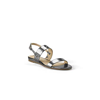 0482cb8ea5e3a Lands  End Women s Neve Flat Sandals