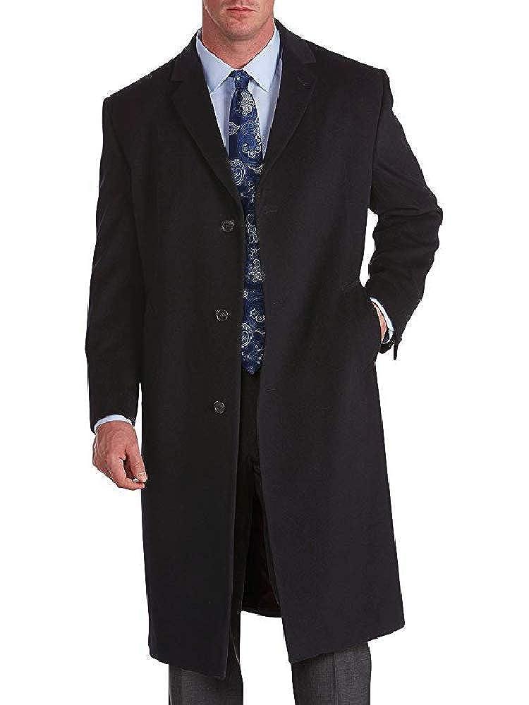 Jean-Paul Germain Big and Tall Sander Top Coat