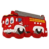 Hickory Hardware HH74658-ZZ Kids Corner Collection Knob Fire Engine Colored Finish, Multi